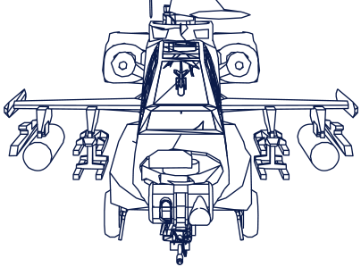 Figure of helicopter