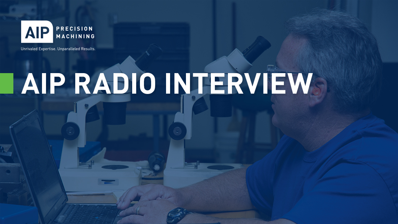 AIP Radio Interview Video Thumbnail